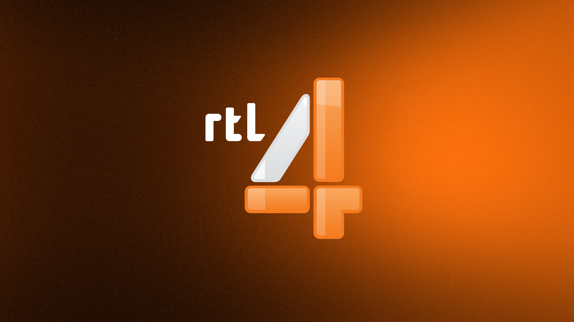 LOGO OP ORANJE centered rtl4