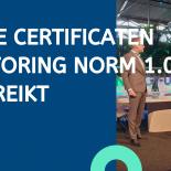 Certificaat 1.0